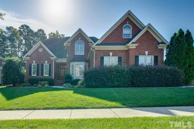 204 Franconia Way, Apex, NC 27502 (#2344278) :: Triangle Just Listed