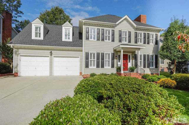 123 Merry Hill Drive, Cary, NC 27518 (#2344289) :: RE/MAX Real Estate Service
