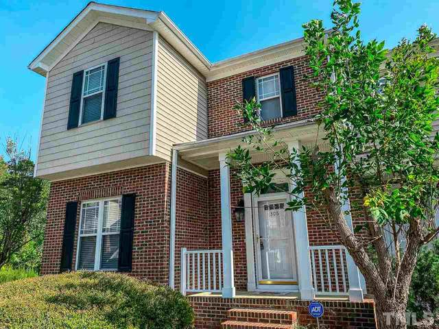115 Windermere Drive #306, Durham, NC 27712 (#2344304) :: Realty World Signature Properties