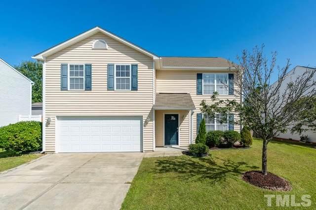 4009 Springfield Creek Drive, Raleigh, NC 27616 (#2344306) :: Rachel Kendall Team
