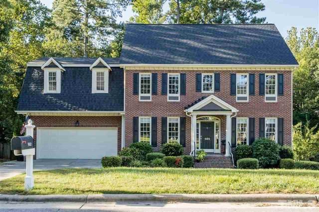 502 Kellyridge Drive, Apex, NC 27502 (#2344355) :: Dogwood Properties