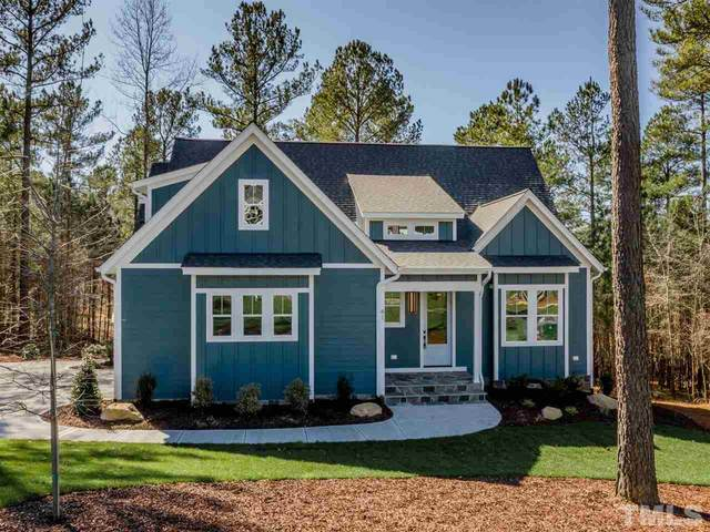 41 Quail Point, Pittsboro, NC 27312 (#2344376) :: Masha Halpern Boutique Real Estate Group