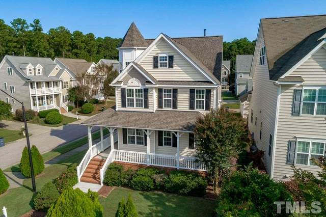 140 Bally Shannon Way, Apex, NC 27539 (#2344393) :: Triangle Just Listed