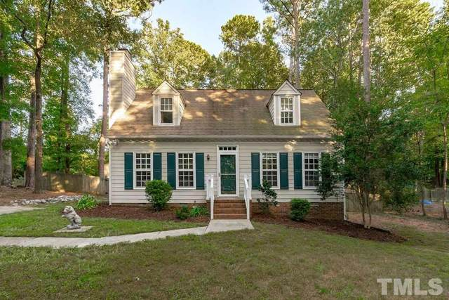 2613 New Oxford Drive, Apex, NC 27539 (#2344395) :: The Jim Allen Group