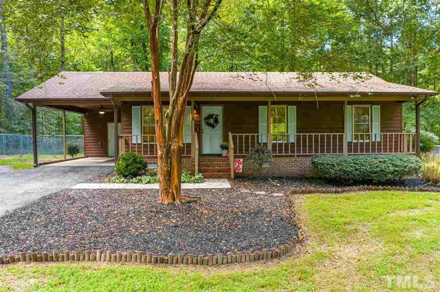 2309 Marks Creek Road, Knightdale, NC 27545 (MLS #2344425) :: The Oceanaire Realty