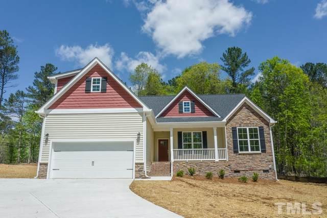 133 Cherokee Drive, Louisburg, NC 27549 (#2344444) :: Saye Triangle Realty