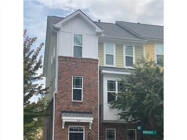 932 Morris Dale Lane, Cary, NC 27519 (#2344473) :: Masha Halpern Boutique Real Estate Group