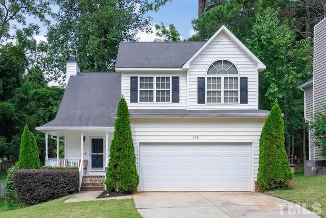 124 Melksham Road, Wake Forest, NC 27587 (#2344488) :: The Perry Group