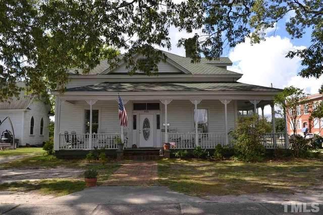 400 E Hill Street, Benson, NC 27504 (#2344492) :: Raleigh Cary Realty