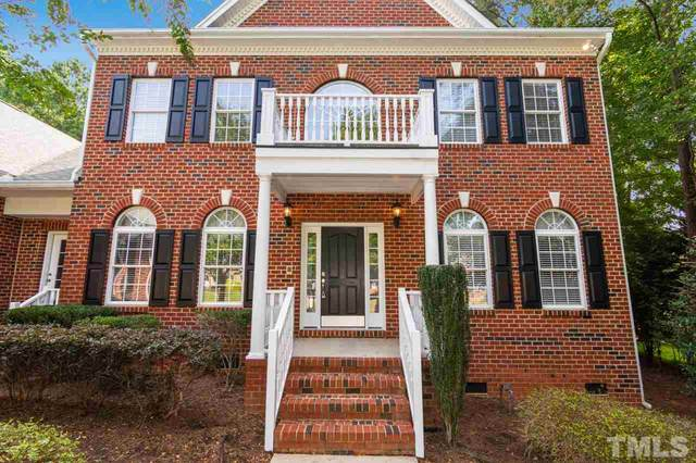 7829 Percussion Drive, Apex, NC 27539 (MLS #2344493) :: On Point Realty