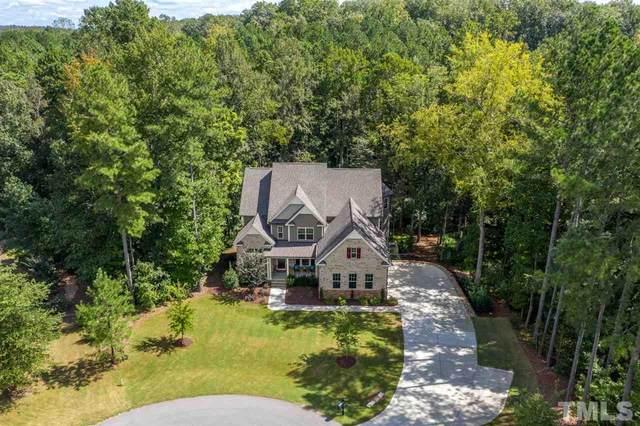 94 Mossy Creek Court, Pittsboro, NC 27312 (#2344510) :: Masha Halpern Boutique Real Estate Group