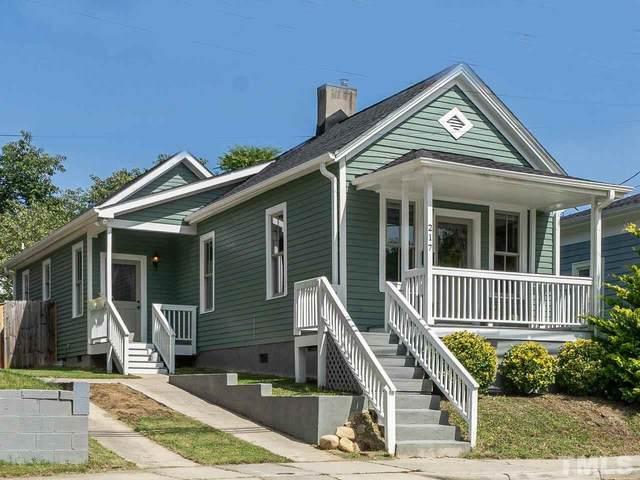 217 E South Street, Raleigh, NC 27601 (#2344529) :: Dogwood Properties