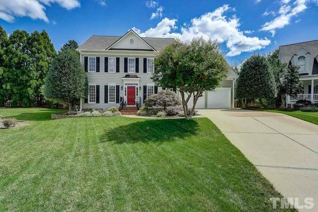 205 Temple Gate Drive, Cary, NC 27518 (#2344532) :: The Beth Hines Team
