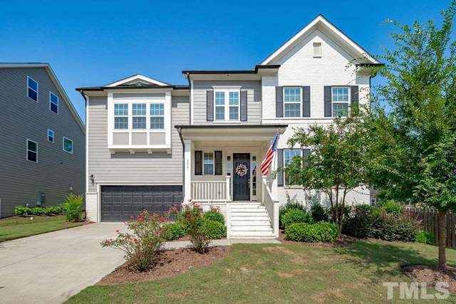8517 Rosiere Drive, Cary, NC 27518 (#2344538) :: Realty World Signature Properties