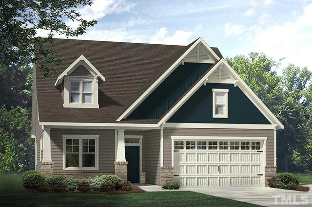 2216 Copper Pond Way, Fuquay Varina, NC 27526 (MLS #2344545) :: The Oceanaire Realty