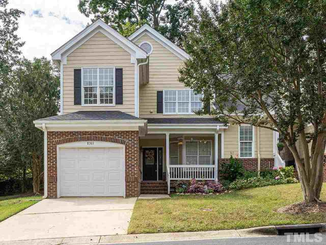8301 Amber Leaf Court, Raleigh, NC 27612 (#2344548) :: Rachel Kendall Team