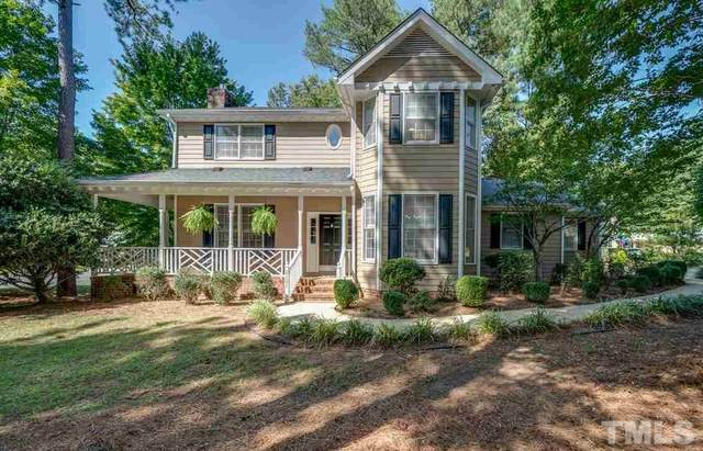 2101 Fountain Ridge Road, Chapel Hill, NC 27517 (#2344563) :: The Perry Group