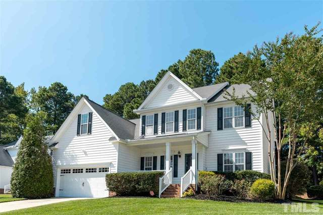 102 Dumont Court, Apex, NC 27523 (MLS #2344572) :: The Oceanaire Realty