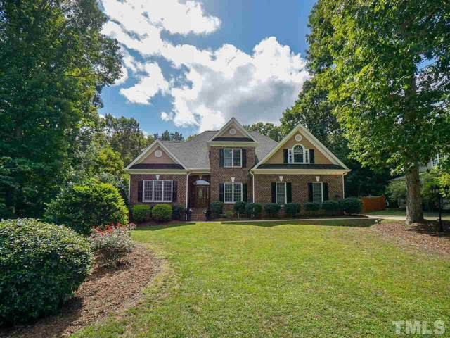 210 Georgetown Woods Drive, Youngsville, NC 27596 (#2344577) :: Realty World Signature Properties