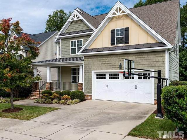 1813 Grande Maison Drive, Apex, NC 27502 (#2344594) :: The Perry Group