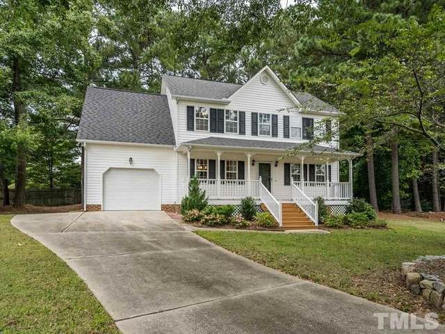 110 Cluny Place, Garner, NC 27529 (#2344596) :: The Perry Group