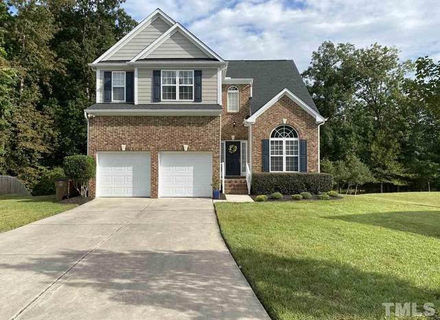 9609 Burge Court, Wake Forest, NC 27587 (#2344603) :: Marti Hampton Team brokered by eXp Realty