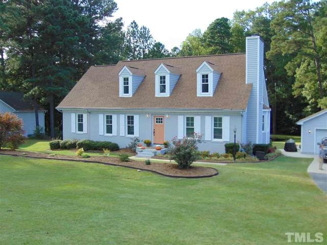 1598 Mount Pleasant Road, Willow Spring(s), NC 27592 (#2344626) :: Triangle Just Listed