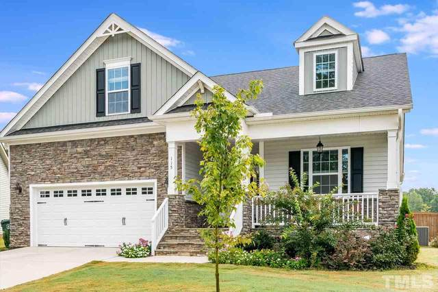115 Gunderson Lane, Garner, NC 27529 (#2344628) :: Triangle Just Listed