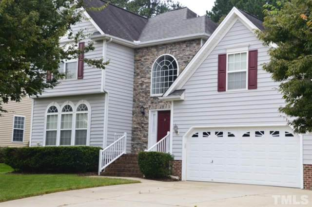 300 Mickleson Ridge Drive, Raleigh, NC 27603 (#2344644) :: Triangle Just Listed