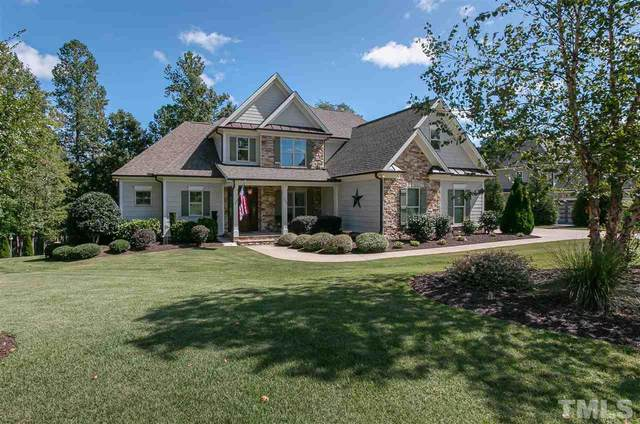 280 Rivers Edge Drive, Youngsville, NC 27596 (#2344683) :: Spotlight Realty