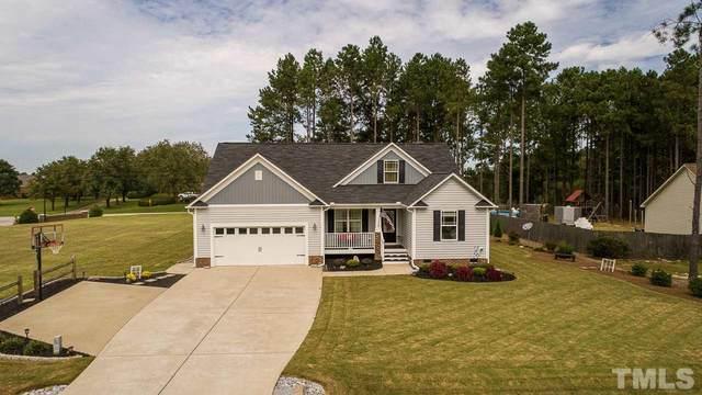 11 Gray Court, Smithfield, NC 27577 (#2344696) :: RE/MAX Real Estate Service