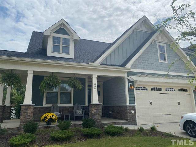 806 Heartland Flyer Drive, Knightdale, NC 27545 (MLS #2344716) :: The Oceanaire Realty