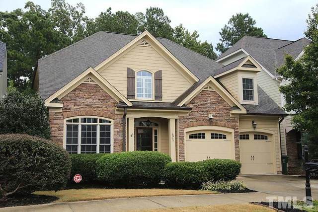 4017 Enfield Ridge Drive, Cary, NC 27519 (MLS #2344722) :: The Oceanaire Realty