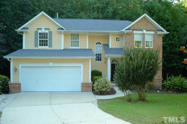 106 Carterwood Court, Cary, NC 27519 (MLS #2344732) :: The Oceanaire Realty