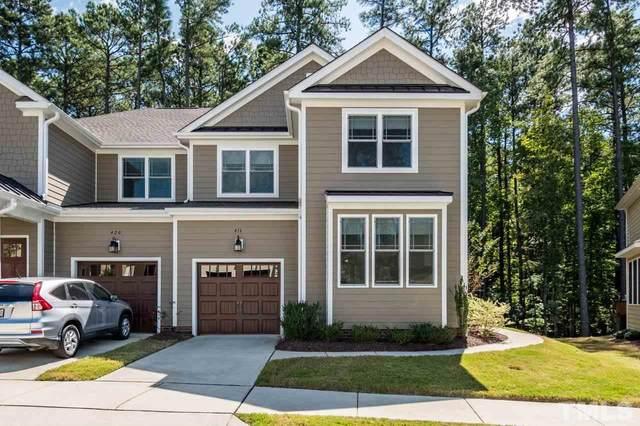 416 Lena Circle, Chapel Hill, NC 27516 (#2344756) :: Bright Ideas Realty