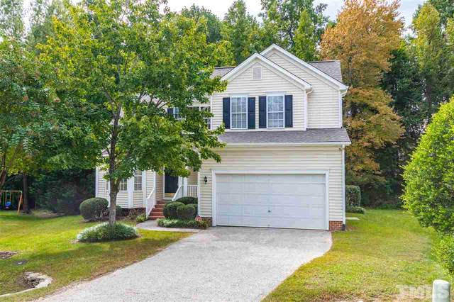 2416 Barday Downs Lane, Raleigh, NC 27606 (#2344761) :: Realty World Signature Properties