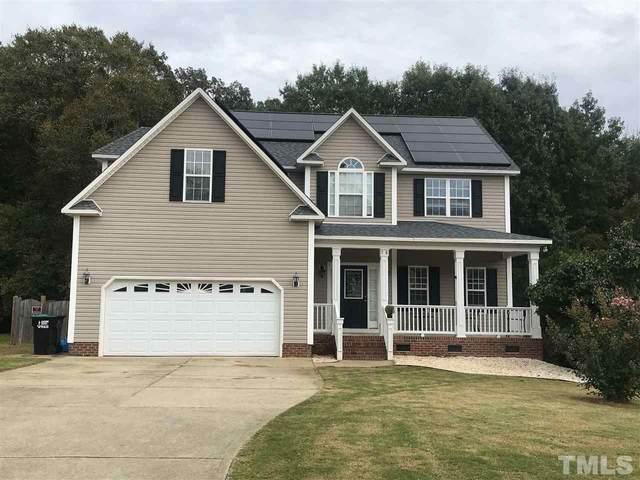 78 Great Oak Drive, Garner, NC 27529 (#2344762) :: Raleigh Cary Realty
