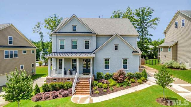 4820 Sunset Fairways Drive, Apex, NC 27539 (#2344768) :: The Rodney Carroll Team with Hometowne Realty