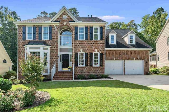 204 Seymour Creek Drive, Cary, NC 27519 (#2344785) :: The Rodney Carroll Team with Hometowne Realty