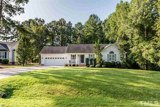 357 Hunter Lane, Zebulon, NC 27597 (#2344786) :: Triangle Top Choice Realty, LLC