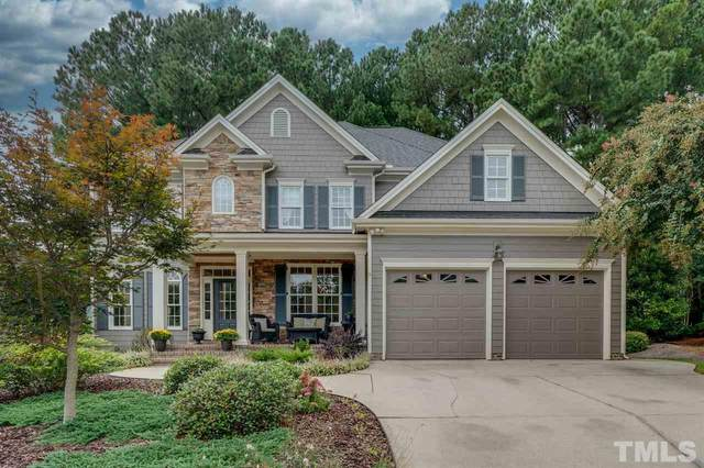 107 Strawthorne Court, Apex, NC 27502 (#2344788) :: Raleigh Cary Realty