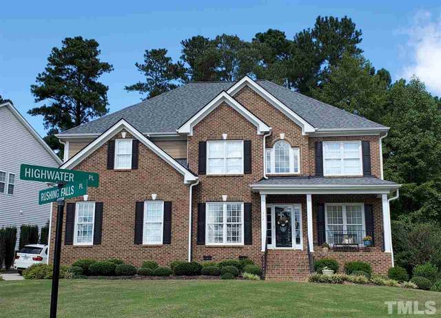 712 Rushing Falls Place, Fuquay Varina, NC 27526 (#2344802) :: RE/MAX Real Estate Service