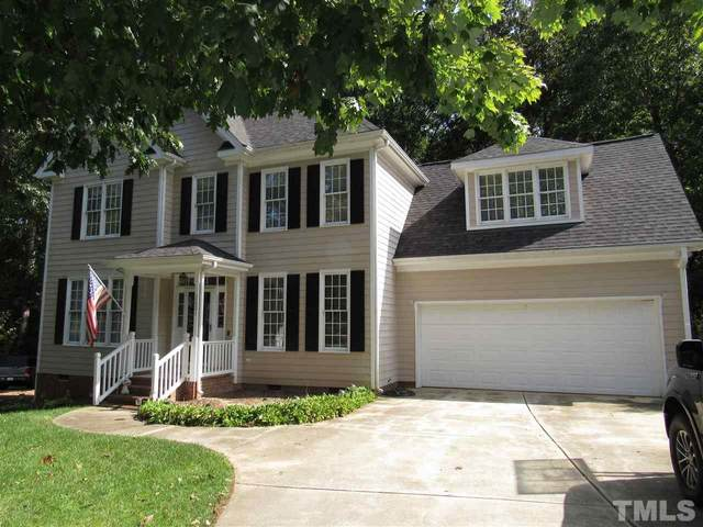 2605 Wendler Court, Wake Forest, NC 27587 (#2344809) :: M&J Realty Group