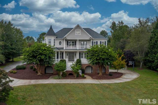 6548 Wakefalls Drive, Wake Forest, NC 27587 (#2344810) :: The Rodney Carroll Team with Hometowne Realty