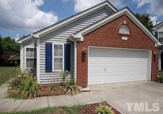 2212 Tucca Way, Raleigh, NC 27604 (#2344857) :: Triangle Just Listed