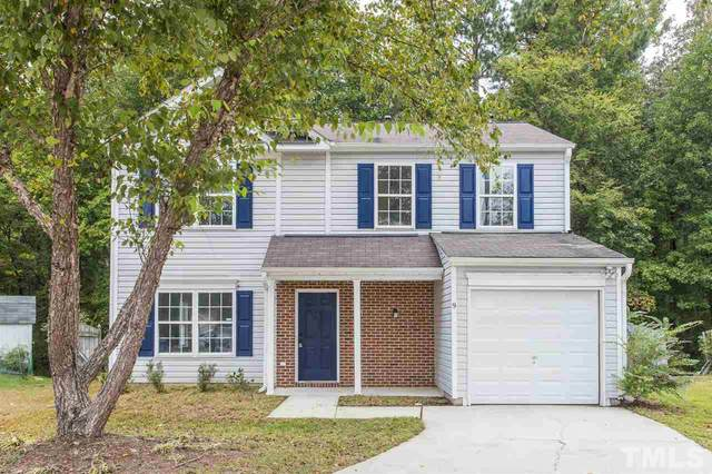 9 Esterbrook Court, Durham, NC 27703 (MLS #2344866) :: The Oceanaire Realty