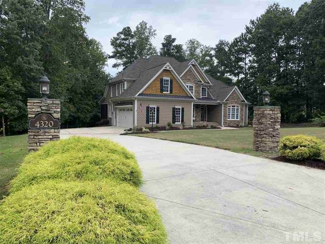 4320 Coldwater Springs Drive, Raleigh, NC 27616 (#2344868) :: Realty World Signature Properties
