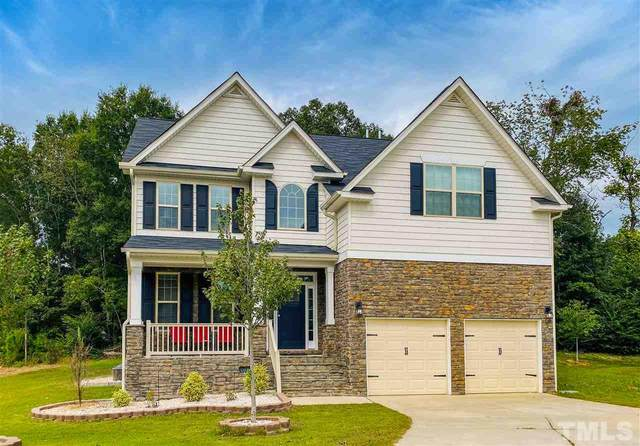 608 Brookfield Drive, Knightdale, NC 27545 (#2344891) :: Raleigh Cary Realty