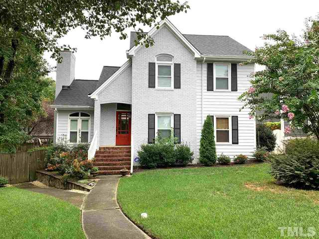 135 Cumberland Green Drive, Cary, NC 27513 (#2344893) :: M&J Realty Group
