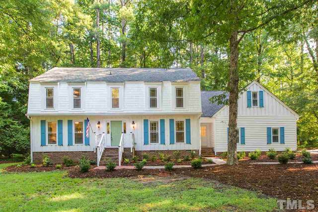 1001 Willow Run South Drive, Raleigh, NC 27615 (#2344900) :: Raleigh Cary Realty